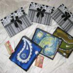 Батик мужское кашне «Тысяча и одна ночь», вариант упаковки